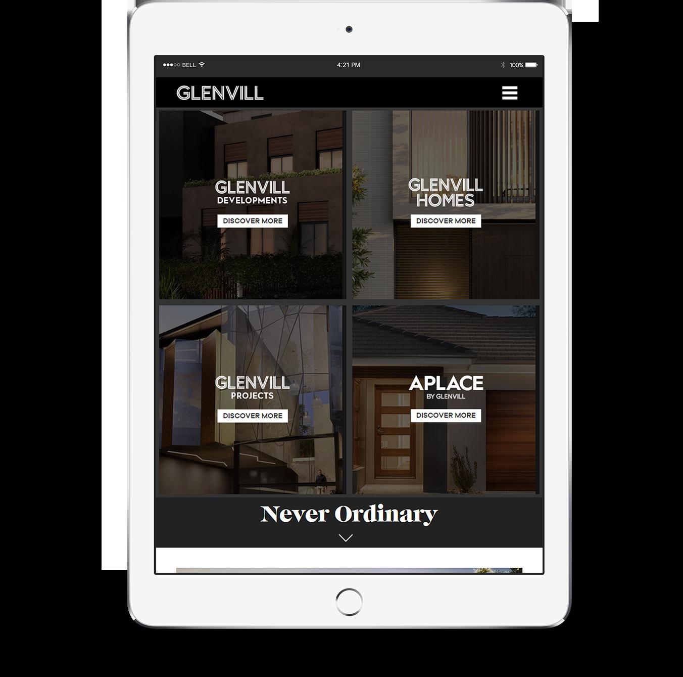 Glenvill_iPads